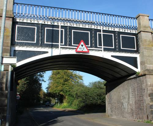 Nantwich Canal Aqueduct